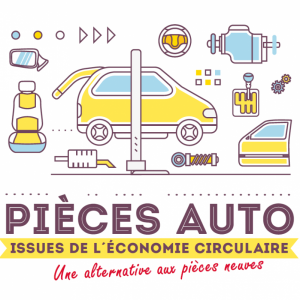 Pièces issues de l'économie circulaire : pièces d'occasion ou échange standard
