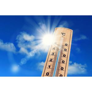 Travailler en période de forte chaleur