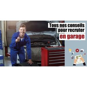 Recruter dans un garage automobile de type TPE et petite PME