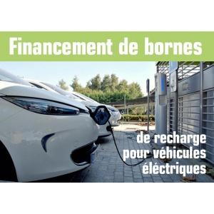 Financement de bornes de recharge de véhicules électriques : aides pour les garages automobiles