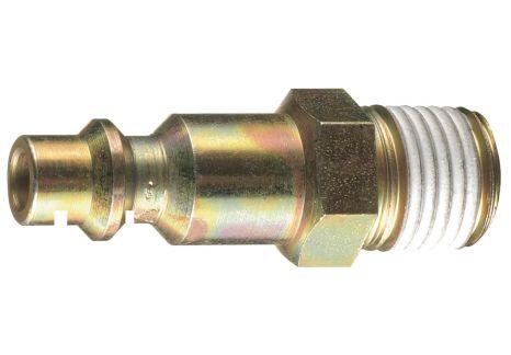 Embout pour coupleur fileté mâle 1/4'' - L.33mm