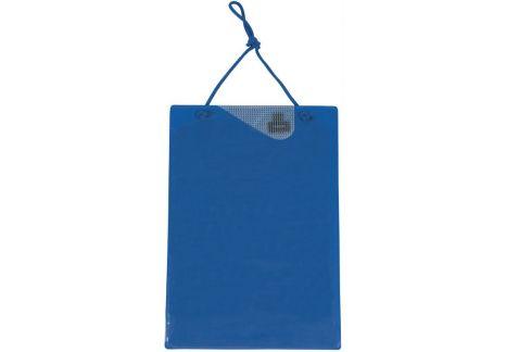 Tablettes de fiche de travaux A4 avec sacoche pour clés